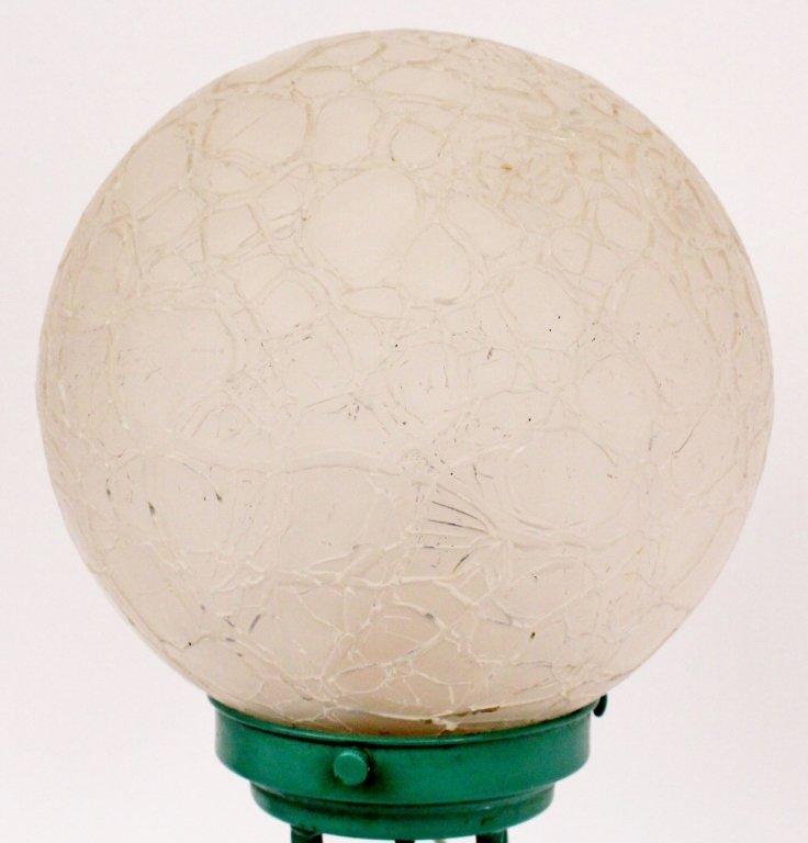 Frankart Figural Globe Lamp (L211) - 3