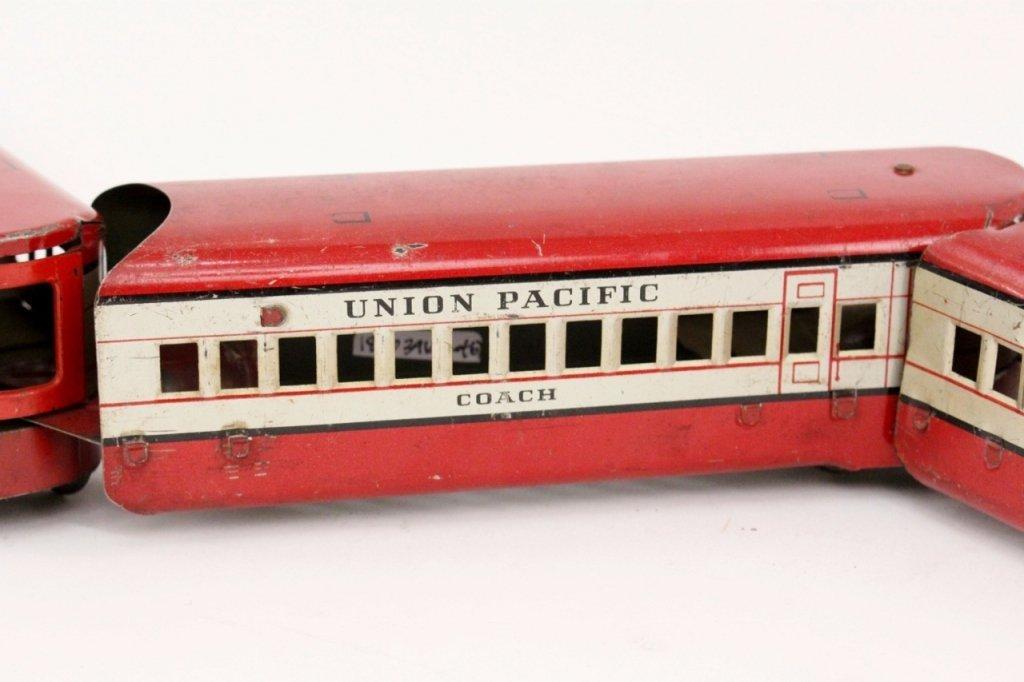 Marx Union Pacific Train - 4