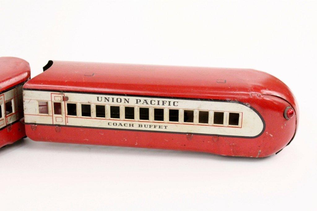 Marx Union Pacific Train - 5