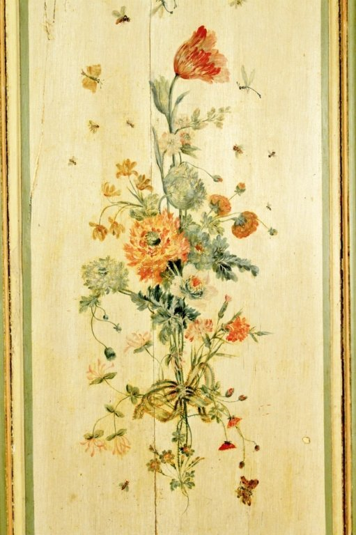Pair of French Painted Doors - 7