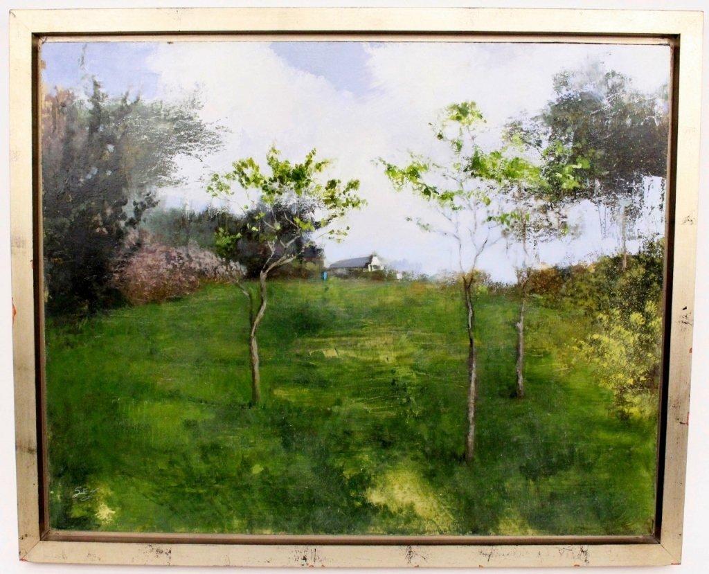 Stefanie Lieberman Landscape Oil Painting