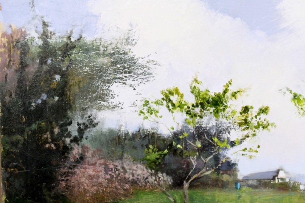 Stefanie Lieberman Landscape Oil Painting - 2