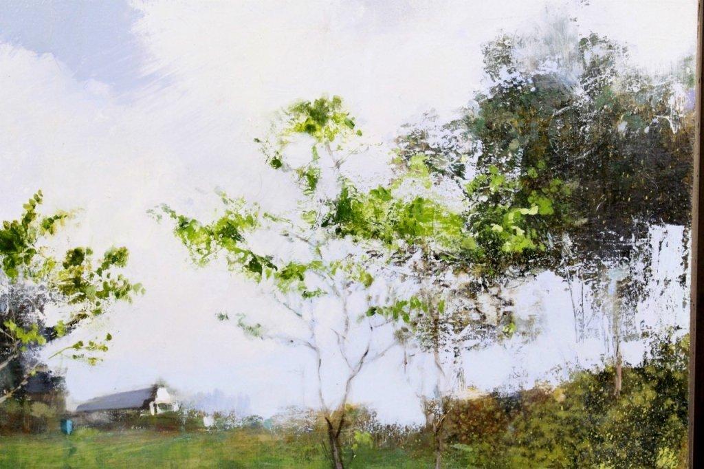 Stefanie Lieberman Landscape Oil Painting - 3