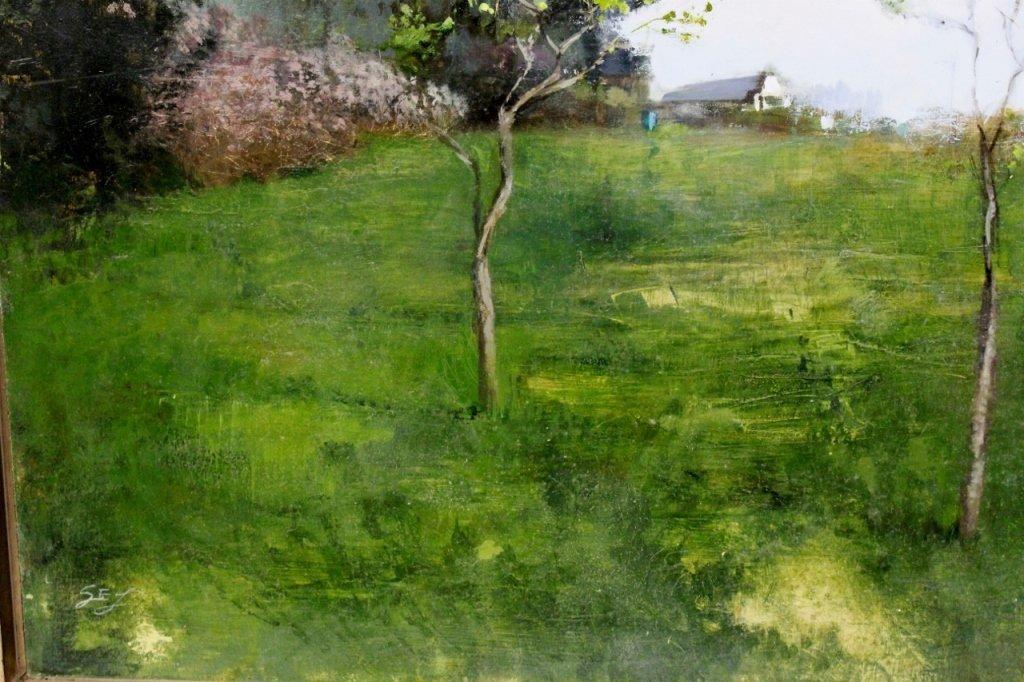 Stefanie Lieberman Landscape Oil Painting - 4