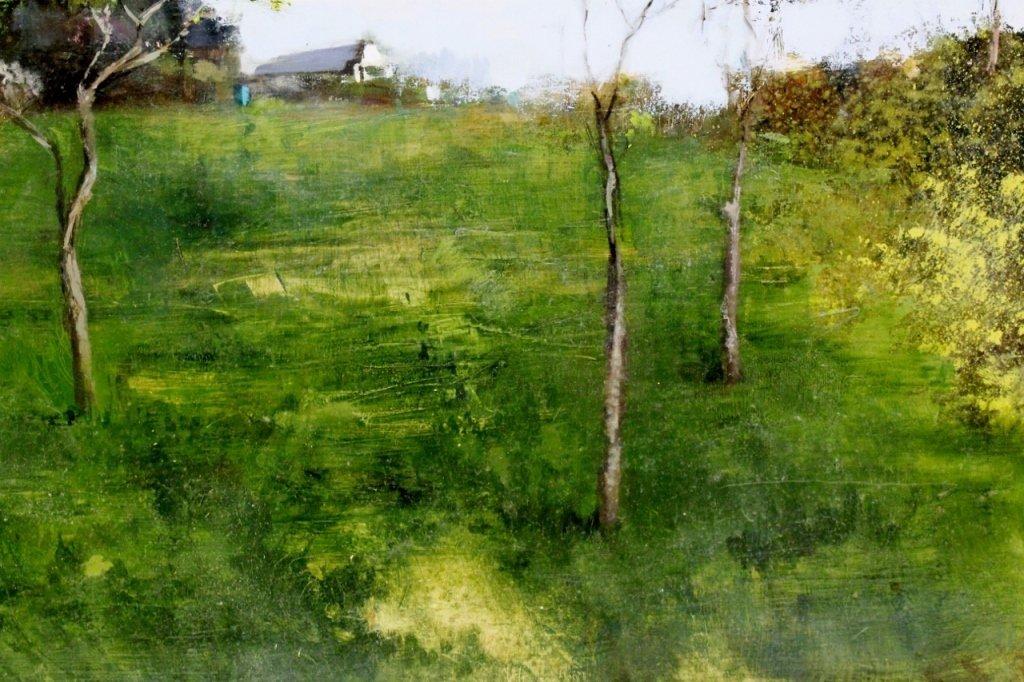 Stefanie Lieberman Landscape Oil Painting - 5