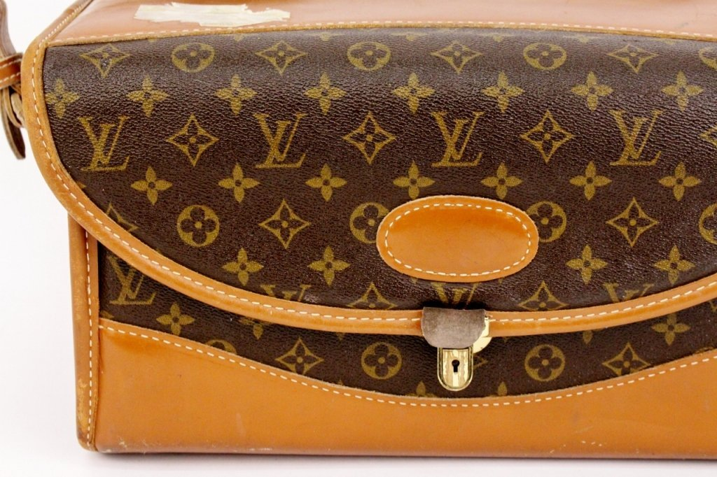 Louis Vuitton Hardsided Monogrammed Toiletry Bag - 2