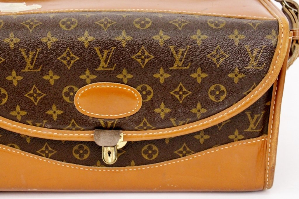 Louis Vuitton Hardsided Monogrammed Toiletry Bag - 3