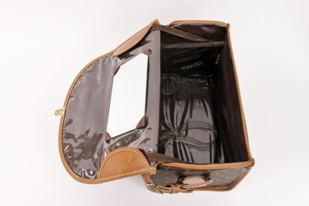 Louis Vuitton Hardsided Monogrammed Toiletry Bag - 6