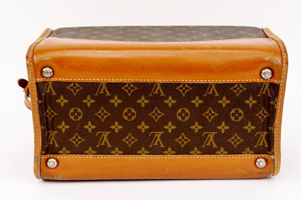 Louis Vuitton Hardsided Monogrammed Toiletry Bag - 7