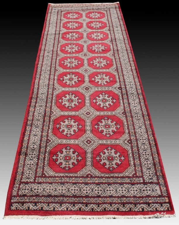 Hand Woven Antique Balochi Runner