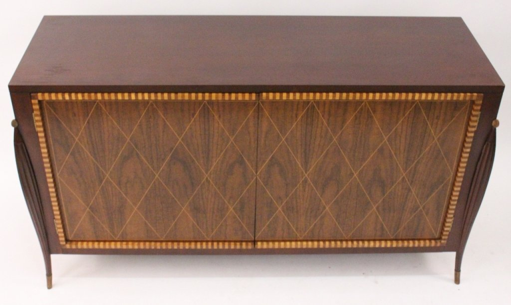 French Style Art Deco Sideboard, After Ruhlmann - 5