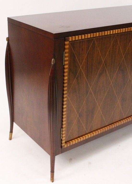 French Style Art Deco Sideboard, After Ruhlmann - 6