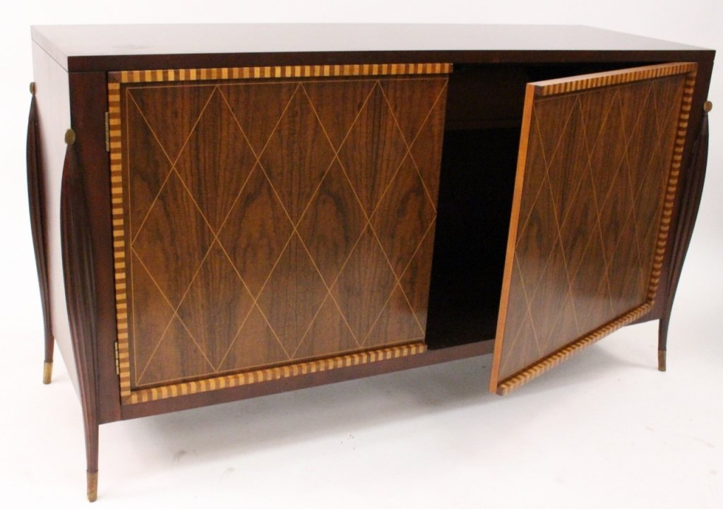 French Style Art Deco Sideboard, After Ruhlmann - 7