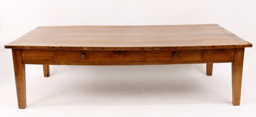 19th Century French Farm House Table