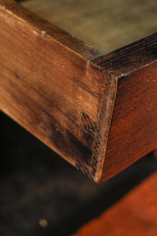 American Oak Plantation Style or Clerk's Desk - 2
