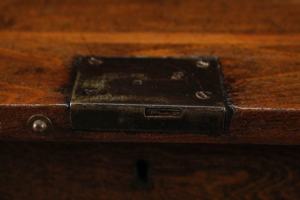 American Oak Plantation Style or Clerk's Desk - 3