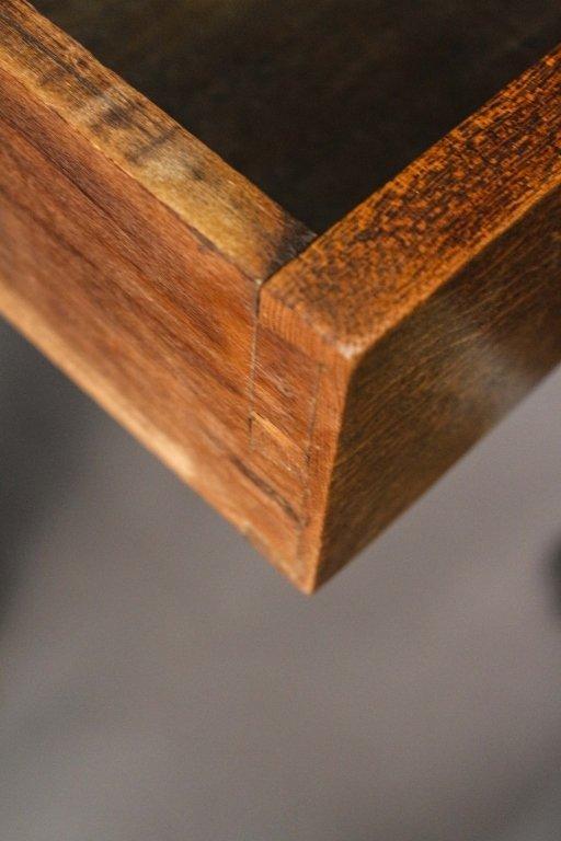 American Oak Plantation Style or Clerk's Desk - 4