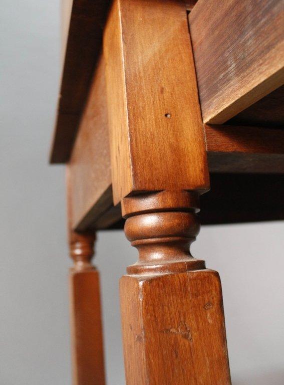 American Oak Plantation Style or Clerk's Desk - 5
