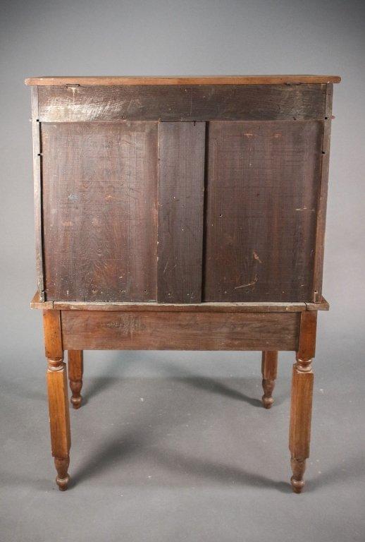 American Oak Plantation Style or Clerk's Desk - 8