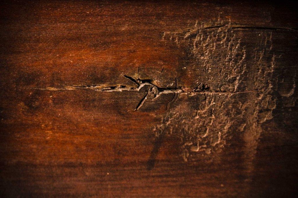 American Oak Plantation Style or Clerk's Desk - 9