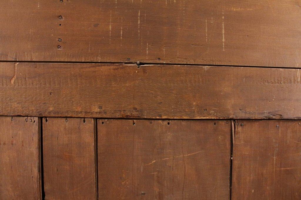American Empire Mahogany Secretary Bookcase - 10