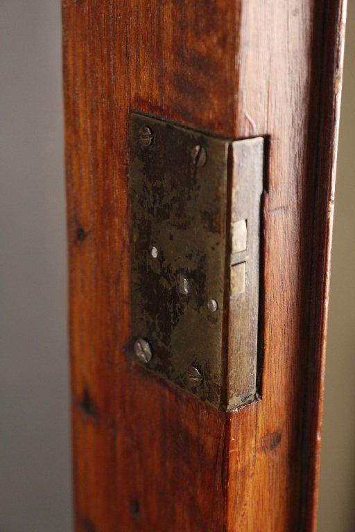 American Empire Mahogany Secretary Bookcase - 5
