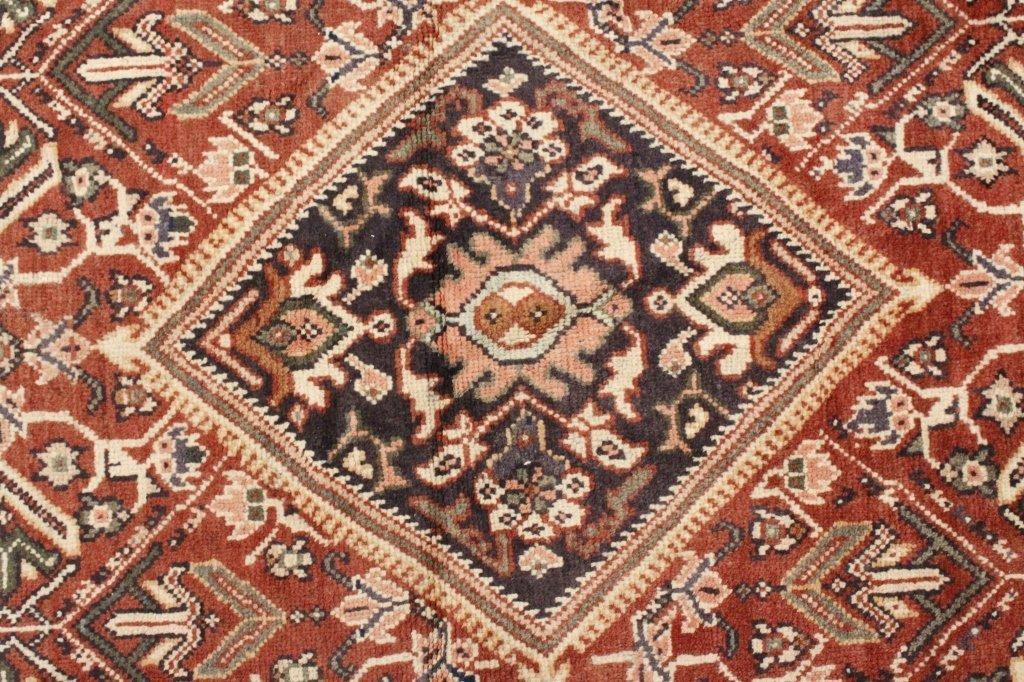 Hand Woven Persian Meshkabad Rug - 2
