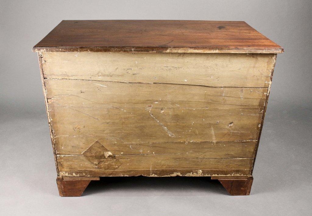 19th Century English Kneehole Desk - 3