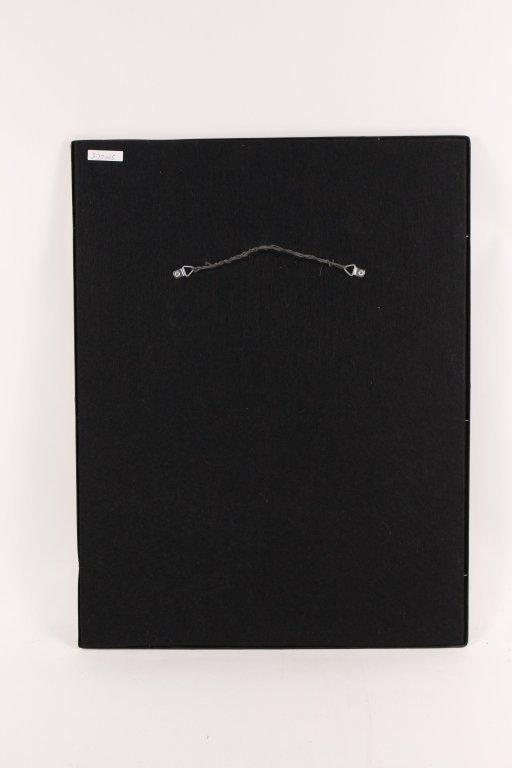 Salvador Dali Ten Commandments Bronze Plaque - 3
