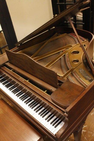 Knabe Walnut Baby Grand Piano, Circa 1915 - 2