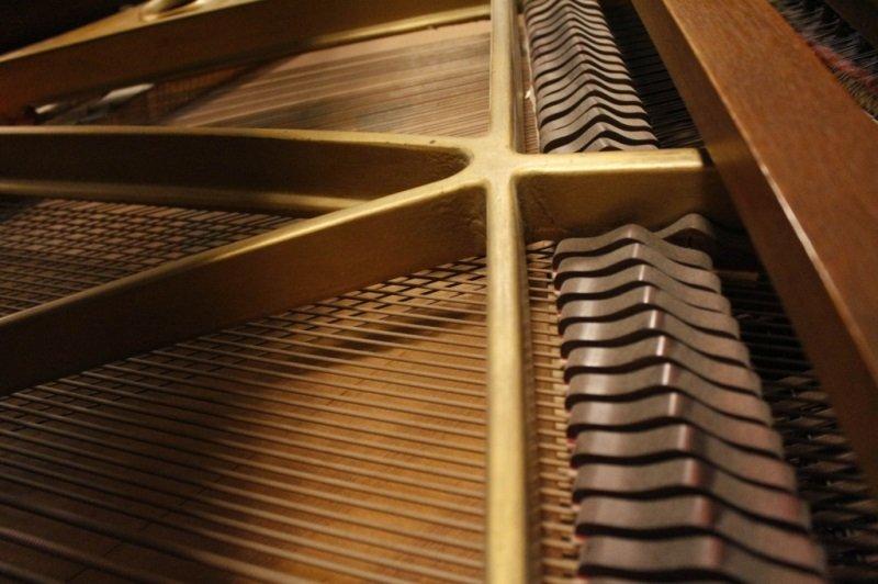Knabe Walnut Baby Grand Piano, Circa 1915 - 5