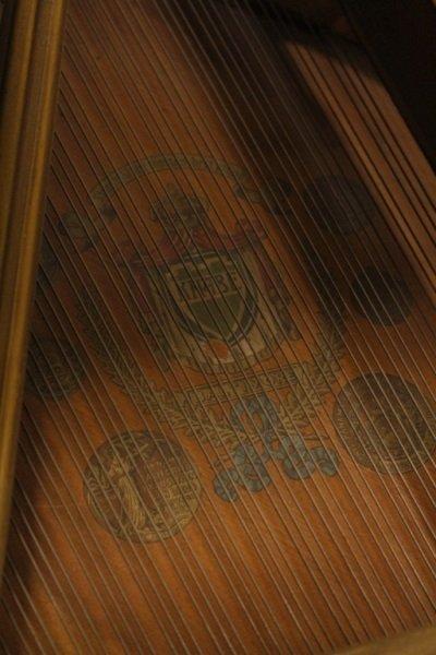 Knabe Walnut Baby Grand Piano, Circa 1915 - 6