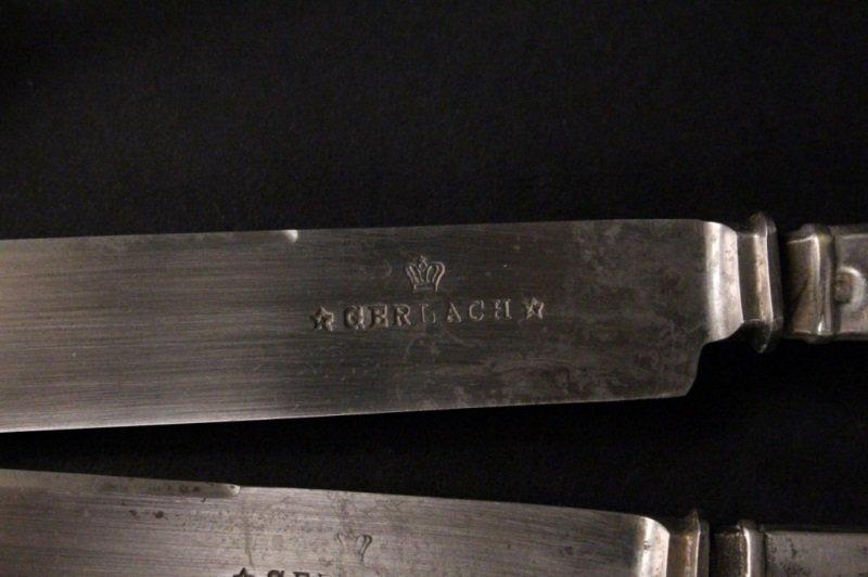 23 Piece Set of Gerlach Sterling Flatware - 2