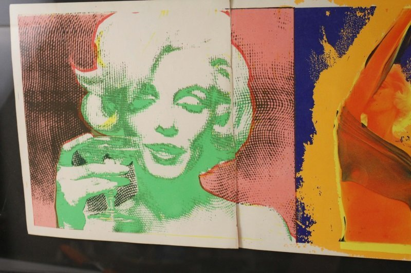 Bert Stern 1960s Marilyn Monroe Screenprints - 2
