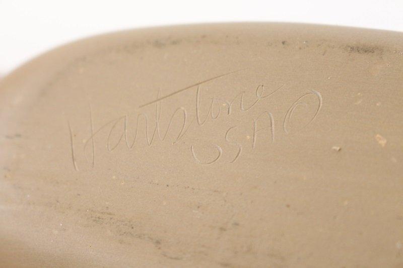 Hartstone Pottery Modern Ceramic Wine Chiller - 8