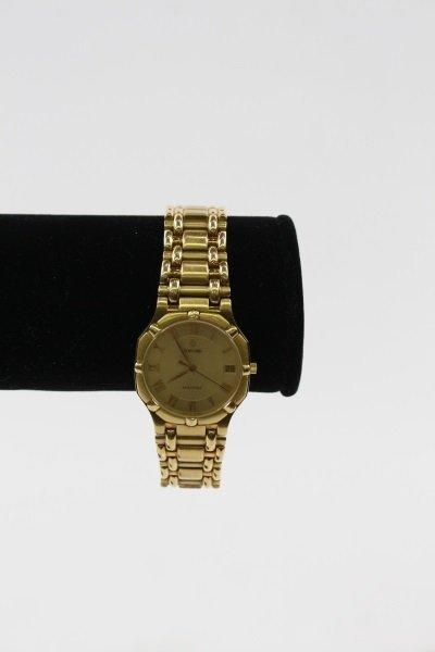 "Concord ""Saratoga"" 18k Yellow Gold Watch - 2"