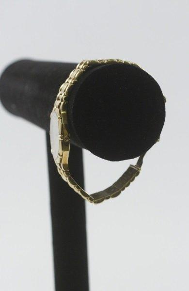 "Concord ""Saratoga"" 18k Yellow Gold Watch - 3"