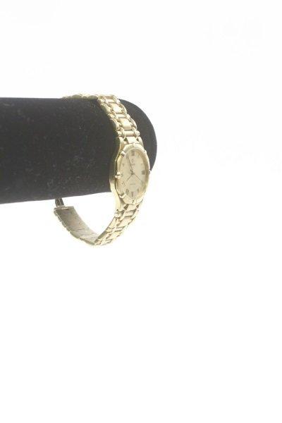 "Concord ""Saratoga"" 18k Yellow Gold Watch - 5"