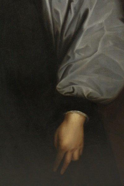 """Studio of Van Dyck, """"Portrait of Archbishop Laud"""" - 4"""