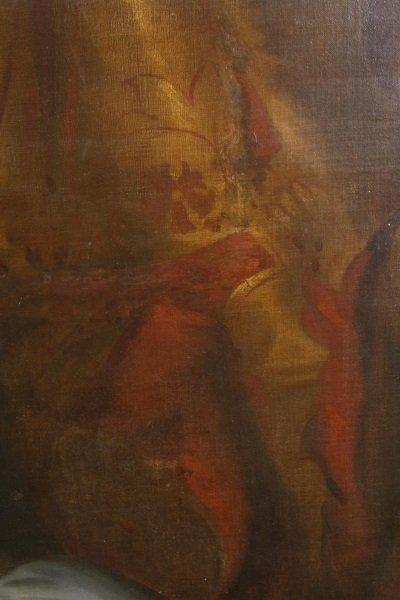 """Studio of Van Dyck, """"Portrait of Archbishop Laud"""" - 5"""