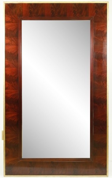 "Thomas O'Brien for Hickory ""Burke Floor Mirror"""