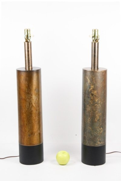 Pair of Mid Century Lamps by Laurel Lamp Co. - 10