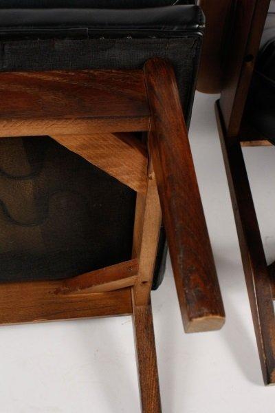 Milo Baughman Scoop Lounge Chair & Ottoman - 8
