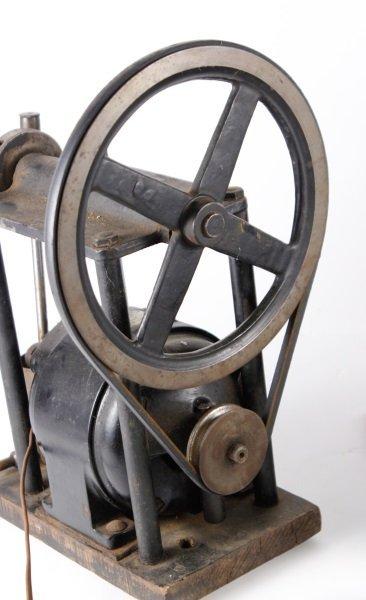 Westinghouse Electric Motor & Maytag Gas Engine - 10