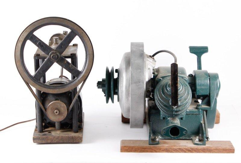 Westinghouse Electric Motor & Maytag Gas Engine - 2