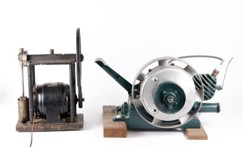 Westinghouse Electric Motor & Maytag Gas Engine - 3