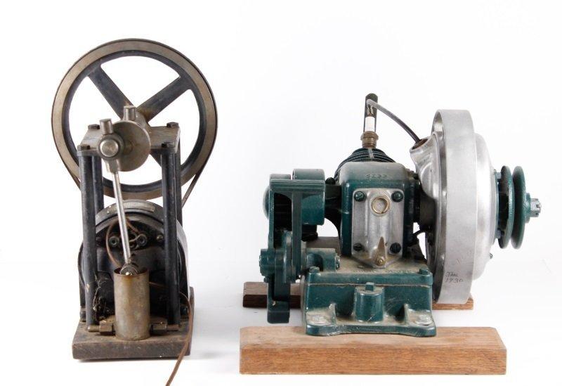 Westinghouse Electric Motor & Maytag Gas Engine - 4
