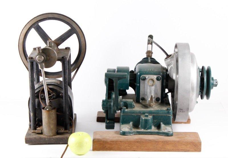 Westinghouse Electric Motor & Maytag Gas Engine - 5