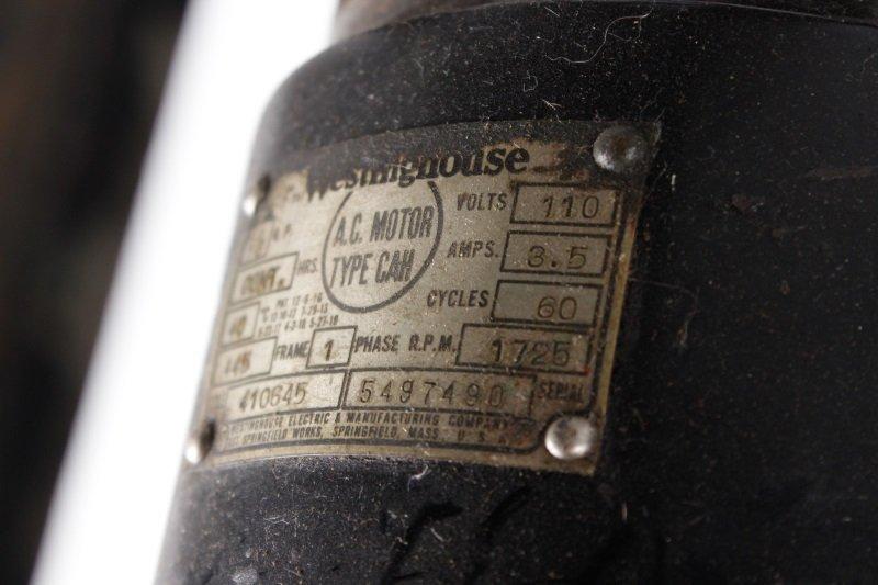 Westinghouse Electric Motor & Maytag Gas Engine - 9