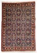 Hand Woven Persian Area Rug 35 x 52